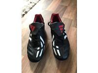 Addidas boys football boots size 6