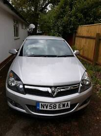 Vauxhall Astra sri 1.6 turbo ***fresh mot **