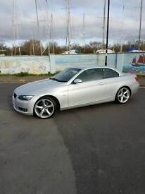 Bmw 320d se highline convertible 2010