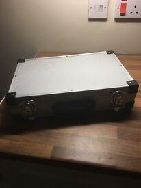 Aluminium Storage Box DJ Music