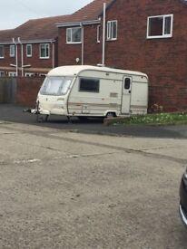 Caravan needs some tlc