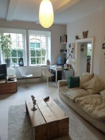 1 Bedroom Garden Flat in Grade 2 listed building, with parking Larkhall, Bath
