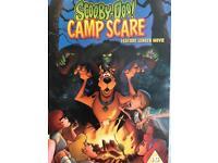 Scooby Doo Camp Scare Halloween movie
