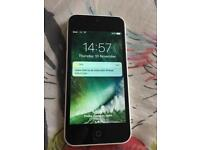 iPhone 5c EE / Virgin white