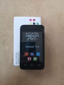ALCATEL ONE TOUCH PIXI 3 UNLOCKED WITH WARRANTY AND RECEIPT