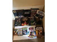 Star Wars Books including Empire Magazine Special