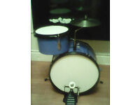 Kids drumkit