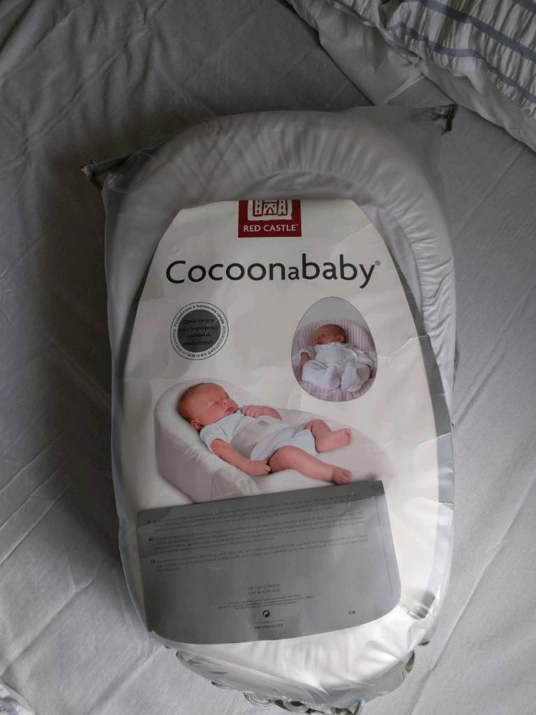 Red Castle Cocoonababy Ergonomic White Baby Sleep Mattress RRP £129.99