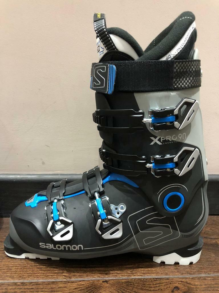 Salomon X Pro 90 Ski Boots MP29 29.5   in Wimbledon, London   Gumtree
