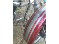 New used bike for sale