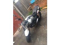 KSR Moto 125cc 2014 (14plate)