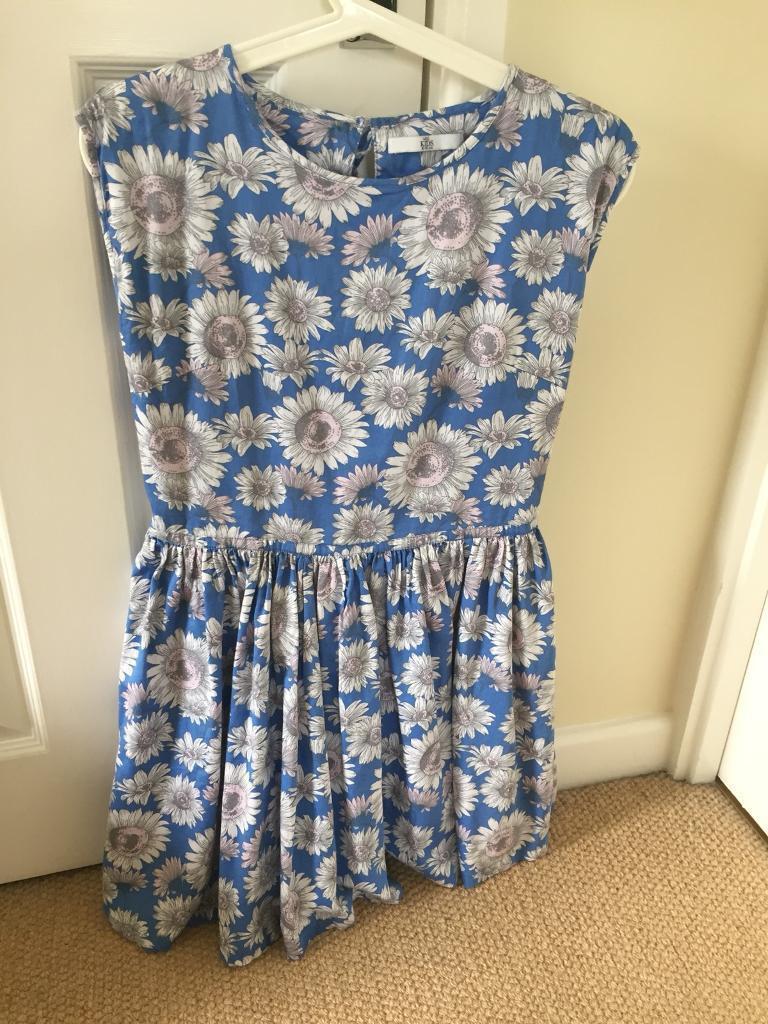 M&S Flowery Dress