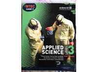 Applied Science L3 BTEC