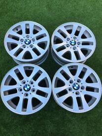 """BMW E90 3 series 16"""" 156 Alloys"""