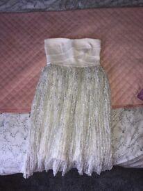 Brand new River island size 14 dress