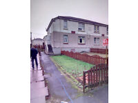 Two bedroom upper flat to rent Kirkness St Airdrie