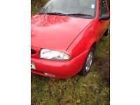 ford fiesta - 1997 - diesel - 18D
