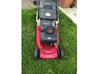 Mountfield M3- Key Start- Self Propelled- Concrete Roller- FOR PARTS NOT WORKING