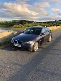 BMW 320d e90 *FULL LEATHER INTERIOR*