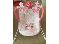 Fisher price butterfly bouncer
