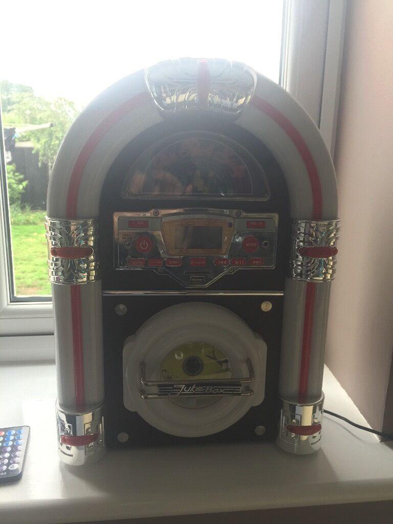 CD/Radio Dukebox