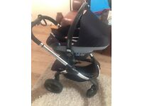iCandy Peach3 travel system