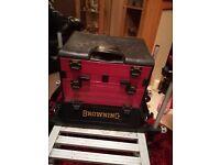 Browning seat box