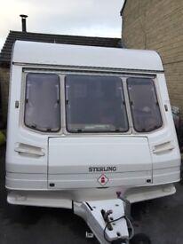 Caravan 5 Berth Sterling Europa 500L 1998