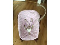 Stokke Tripp Trapp Newborn Set, Textiles and Toy Bar - Great condition