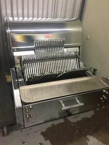 All stainless Berkel bread slicer for only $850