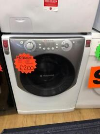 HOTPOINT 11KG DIGITAL WASHING MACHINE