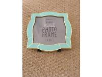 Enamel Retro Style Frame