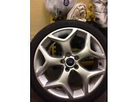 Alloy/Tyre