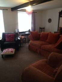 small double in lovely flat to let in central malton