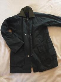 Child's wax jacket