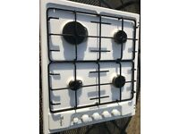 Whirlpool Gas hob in good working condition. Replaced it as recently refurbished the kitchen.