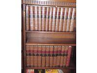 24 VOLUME ENCYCLOPAEDIA BRITANNICA 200th ANNIVERSARY EDITION PLUS LARGE ATLAS & 1971 EVENTS YEARBOOK
