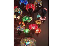 large chandelier morocco style