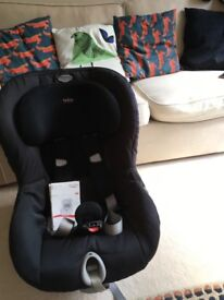 Britax car seat 9kg - 18kg in excellent condition
