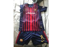 Kids football kits