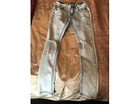 Jeans skinny girls