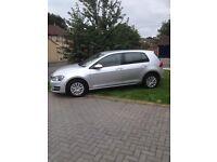 VW Golf 1.6 TDi Bluemotion Tech S. 5 Door, (Start/Stop)