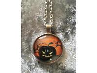 Pumpkin Necklace New