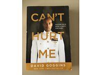 Cant Hurt Me David Goggins Book