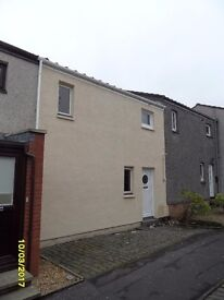 Spacious 2 bedroom, terraced house to rent, Dunfermline