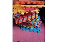 FREE***FOAM LETTERS AND NUMBERS