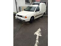 2003 VW Caddy. Spare and repairs