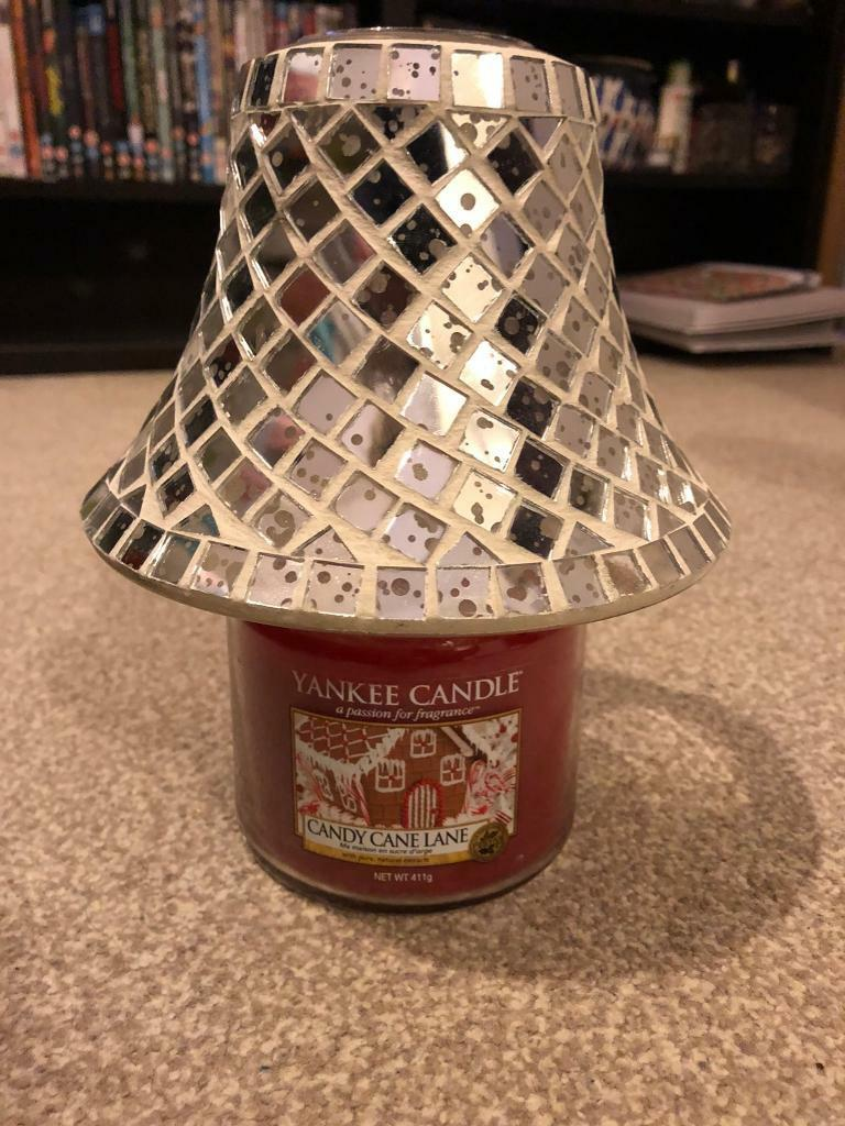 Yankee candle lamp shade in thrapston northamptonshire gumtree yankee candle lamp shade mozeypictures Gallery