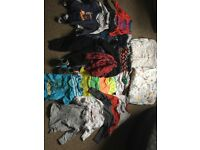 12-18 month old baby boy clothes bundle