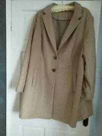 F&F winter coat,size26